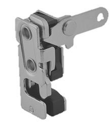 R4 Latch with Vibration Damping