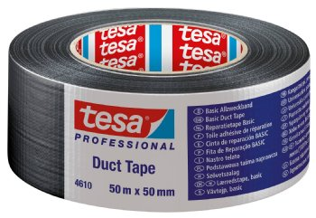 Tesa 4610® Low Grade Duct Tape