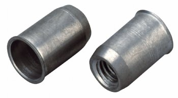 Low profile head, Stainless Nutserts - 09468