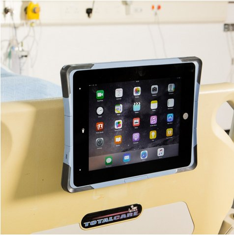 Zygology Help Create iPad Case For Hospitals