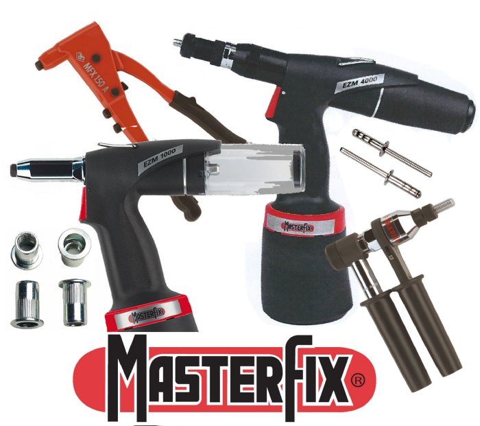Masterfix Products Full Range | Zygology Ltd