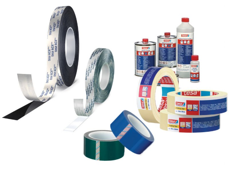 Tesa Tapes for Industry