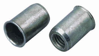 Low profile head, thin sheet Nutserts - 09658