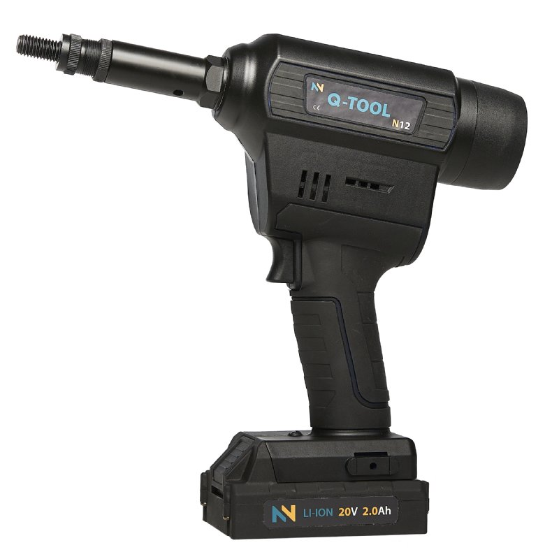 Qonnect N12XL Battery Powered Rivet Nut Tool