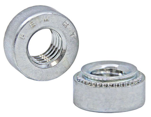 S-RT® Free Running Thread Locking Nut From PEM