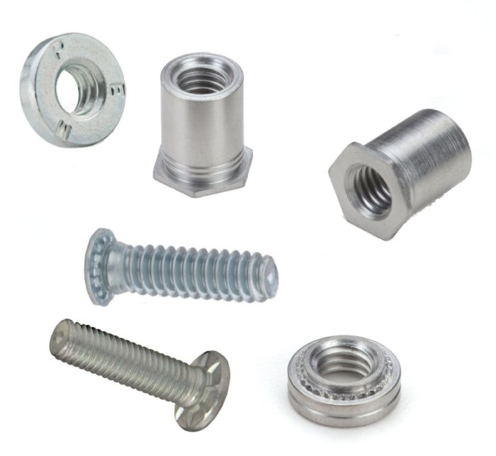 Pem Self Clinching Nuts Studs Amp Standoffs Zygology Ltd